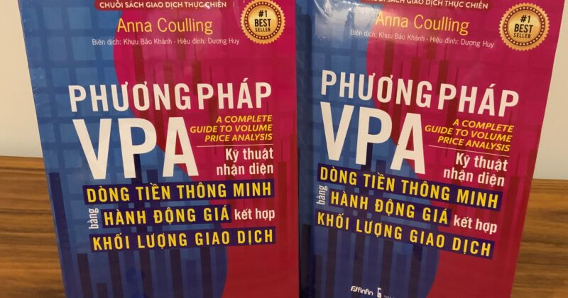 A Complete Guide To Volume Price Analysis – now available in Vietnamese